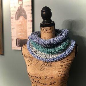 Accessories - Handmade Crochet Cowl Scarf
